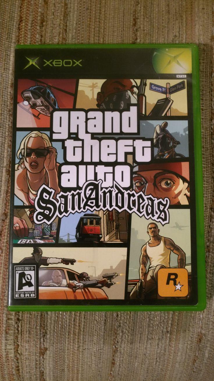 AO Rated GTA San Andreas San andreas, Grand theft auto