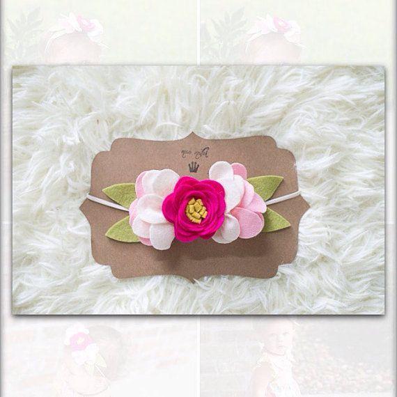 Bastante de corona rosa por MaeMillerCrowns en Etsy