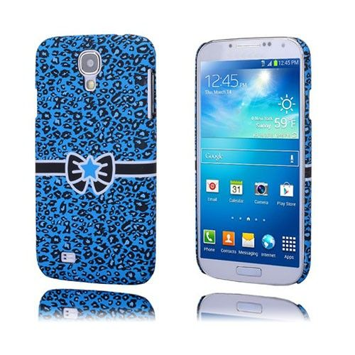 Cupid (Blauw) Samsung Galaxy S4 Case