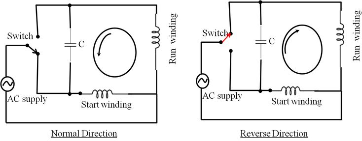 split ac electrical diagram