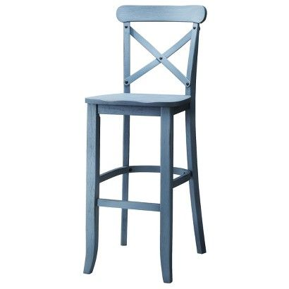 29 Quot French Country X Back Bar Stool Kitchen Pinterest