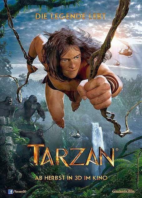 Tarzan (2013) Hollywood Full Movie Online