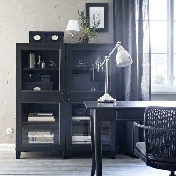 ikea table modulable beautiful meuble blanc suspendu avec dessus en bois floating tableikea. Black Bedroom Furniture Sets. Home Design Ideas