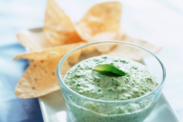 Looking for the quickest guacamole recipe ever?  Try our Quick 'n Creamy Guacamole. There's only 3 ingredients in this zesty guacamole!