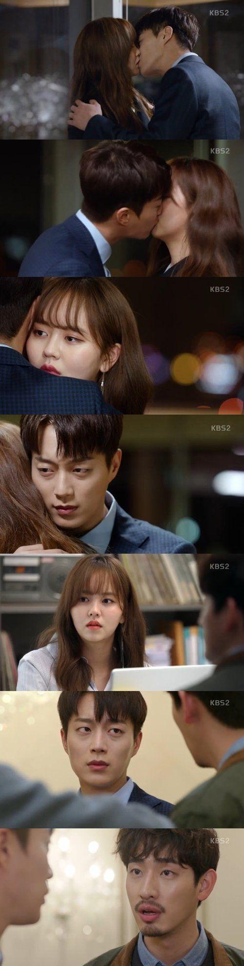 "[Spoiler] ""Radio Romance"" Yoon Doo-joon and Kim So-hyun Share Their First Kiss"
