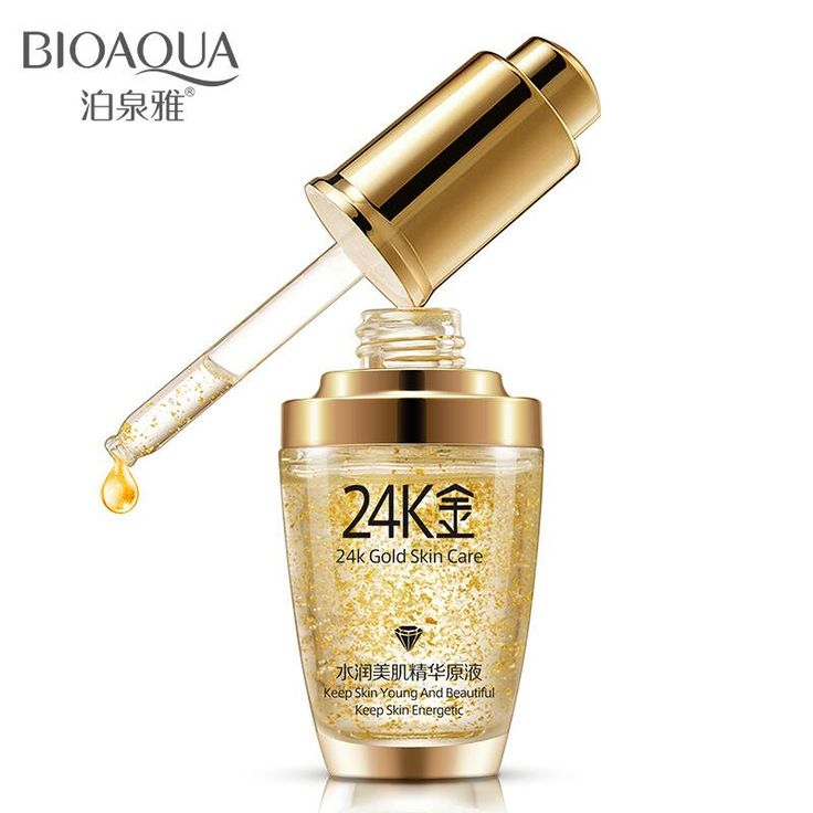24K Gold Anti Wrinkle Oil BIOAQUA