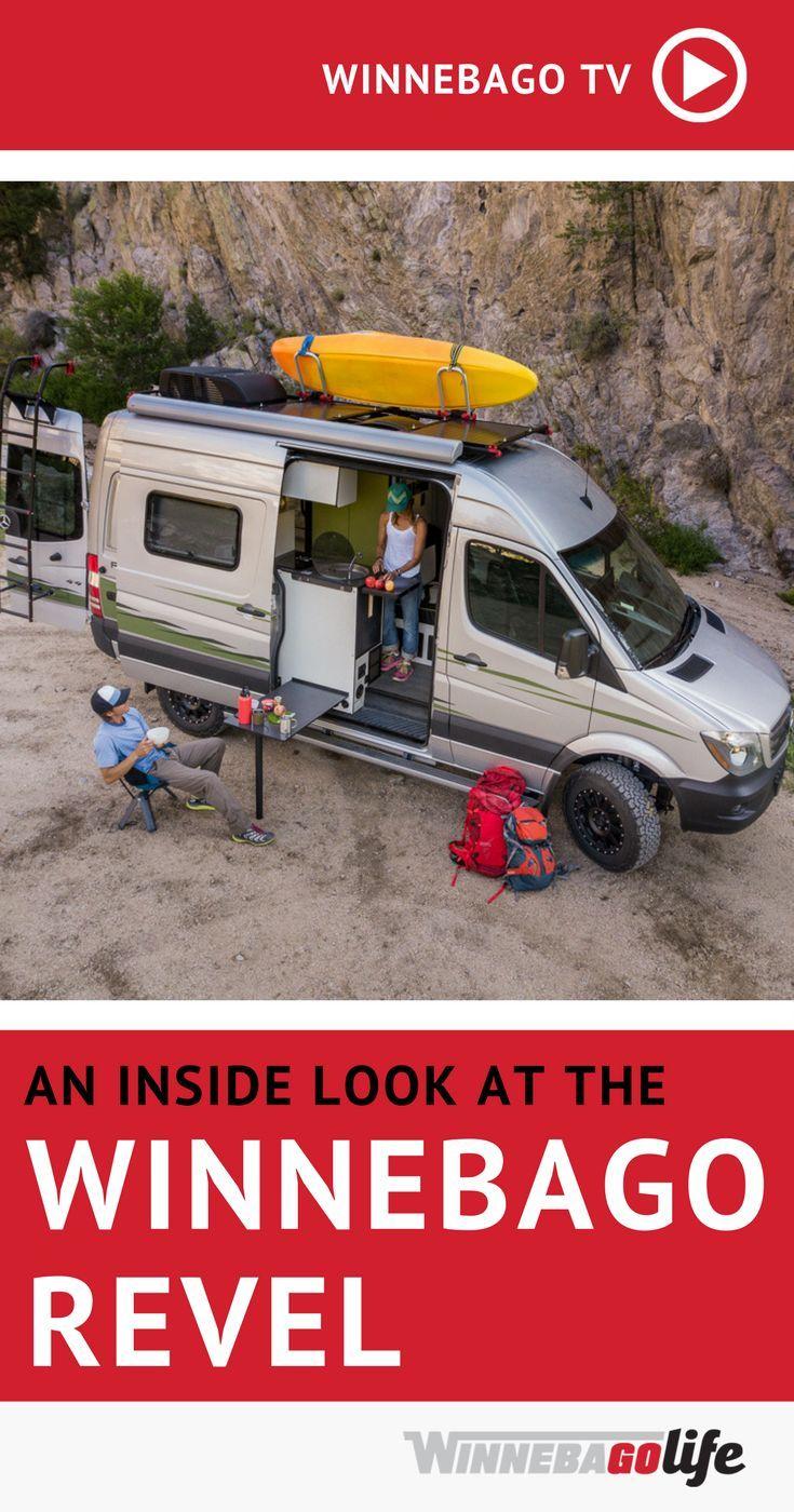 An Inside Look at the Winnebago Revel | VanLife | Class b rv