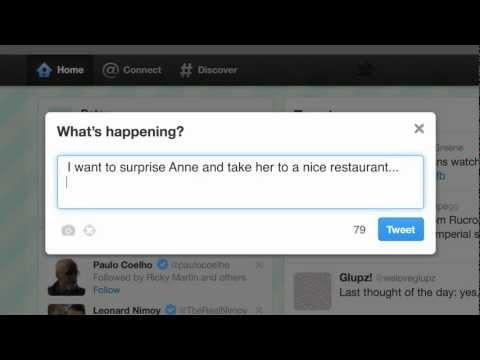 El amor se mueve también en twitter!! :)