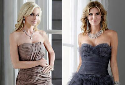 Brandi Glanville And Camille Grammer Show Their Support For Yolanda Foster On Twitter Following RHOBH Season 6 Premiere!