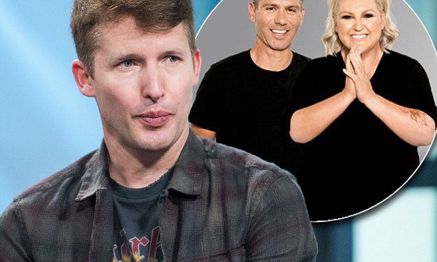 James Blunt's cheeky radio interview