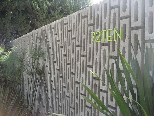 116 best unique fences images on pinterest gardening for Cool fences