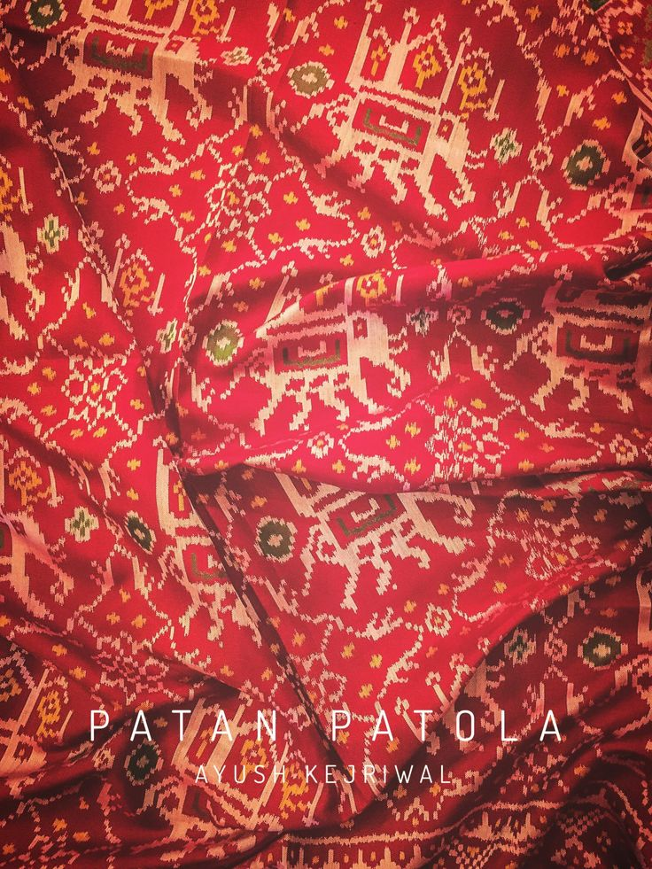 Patola Saree by Ayush Kejriwal For purchases email me at designerayushkejriwal@hotmail.com or what's app me on 00447840384707 We ship WORLDWIDE. Instagram - designerayushkejriwal