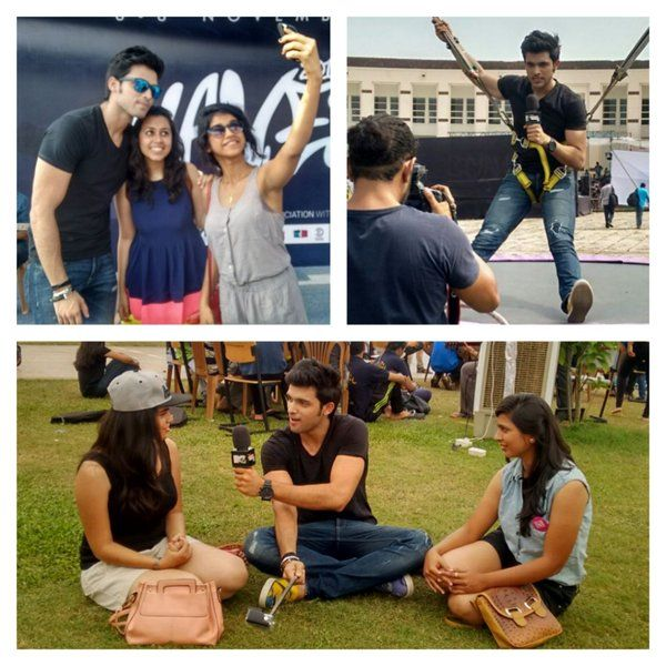 parth samthaan campus diaries - Google Search