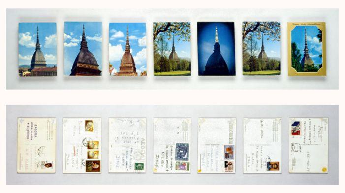 alighiero boetti postcards - Cerca con Google