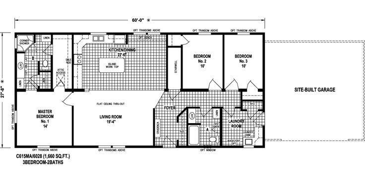 Hillcrest C615MA - Skyline Homes