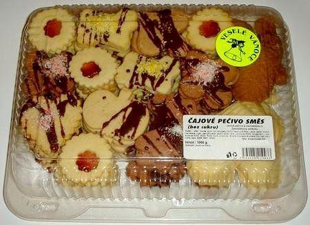 Vánoční cukroví pro diabetiky