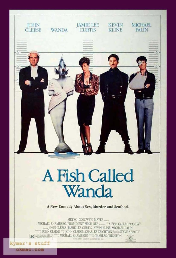 A fish called wanda films pinterest for A fish called wanda cast