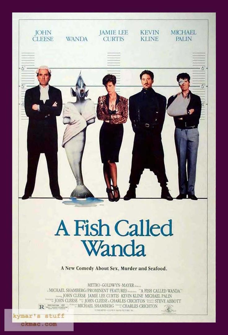 ...A Fish Called Wanda... | Films | Pinterest