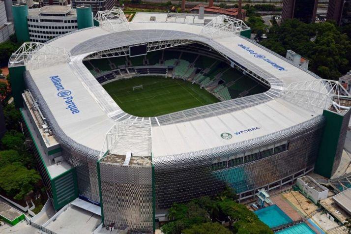 Arena do Palmeiras serve de exemplo para projetos de estádio de outros times