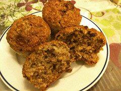 Muffin Morning Glory
