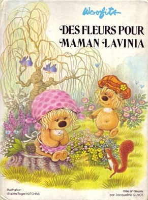 Woofits Des fleurs pour maman Lavinia