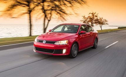 2012 #Volkswagen #Jetta #GLI  Aint No #Euro Trash: Forty thousand miles with the GTIs three-box brother.