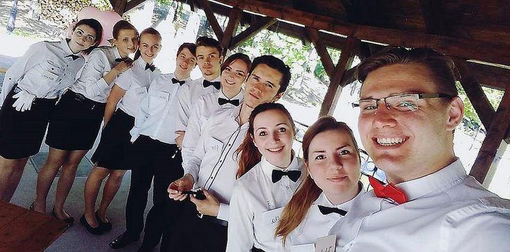 Staff In Proper Work Uniforms | Karla | Flickr