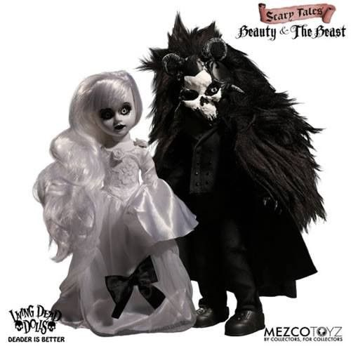 LDD Figures - Scary Tales Beauty And The Beast