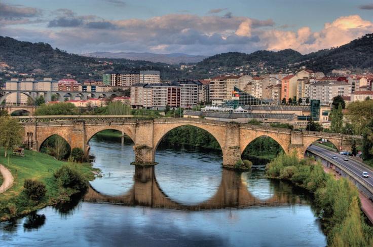 PONTE VELLA - OURENSE (Ourense)