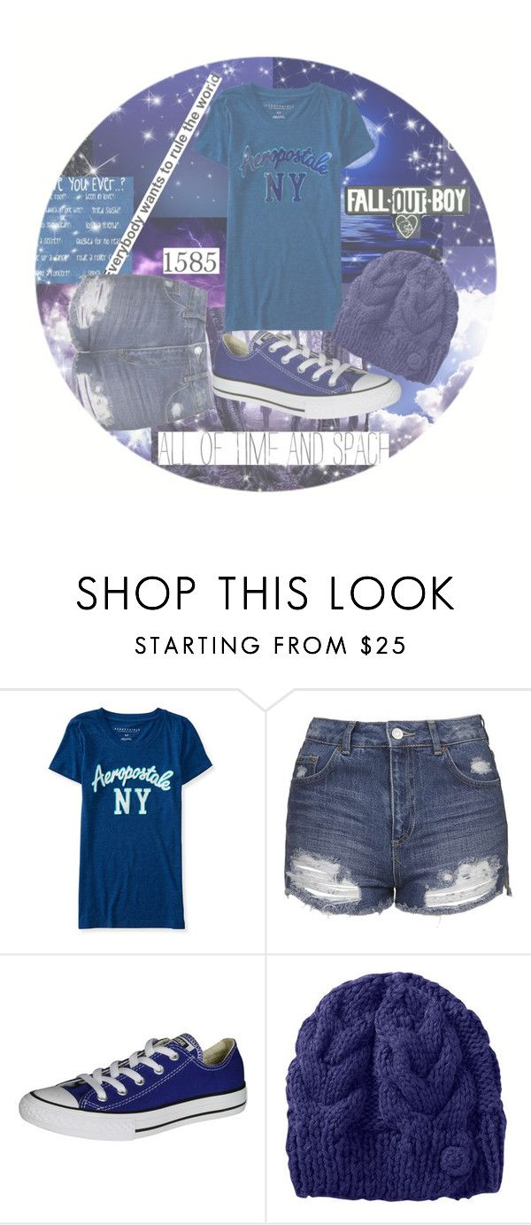 """""""1585 FOLLOWERS!! IN D!!!"""" by dogpersononemillion ❤ liked on Polyvore featuring GET LOST, Aéropostale, Topshop, Converse, Merrell, followers, theyearsis1585 and 1585"""