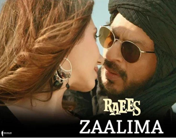 Shah Rukh Khan's new Zaalima Song HD Video from Raees Movie (2017)