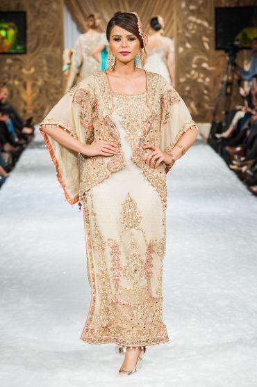 Fozia Hammad #Pakistanifashion #pastels