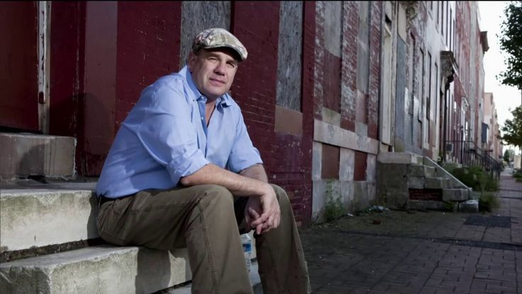 David Simon on America as a Horror Show. David Simon, creator of the TV series 'The Wire,' talks with Bill about America's capitalism crisis...