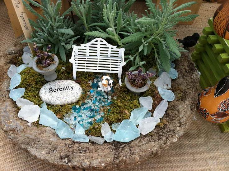 cool mini garden ideas