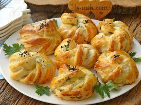 Peynirli Yumak Poğaça Resimli Tarifi - Yemek Tarifleri