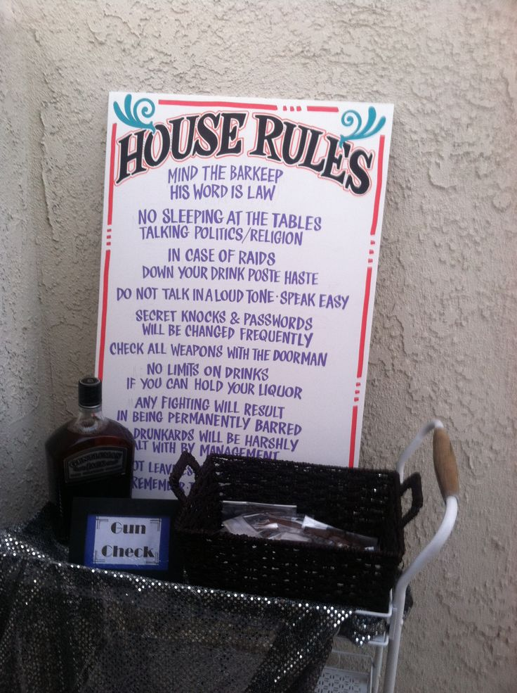 Best 25 House Party Rules Ideas On Pinterest Party Rules Adult