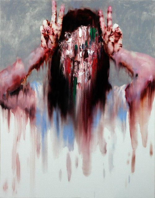 heavygraffic: Painting by KwangHo Shin