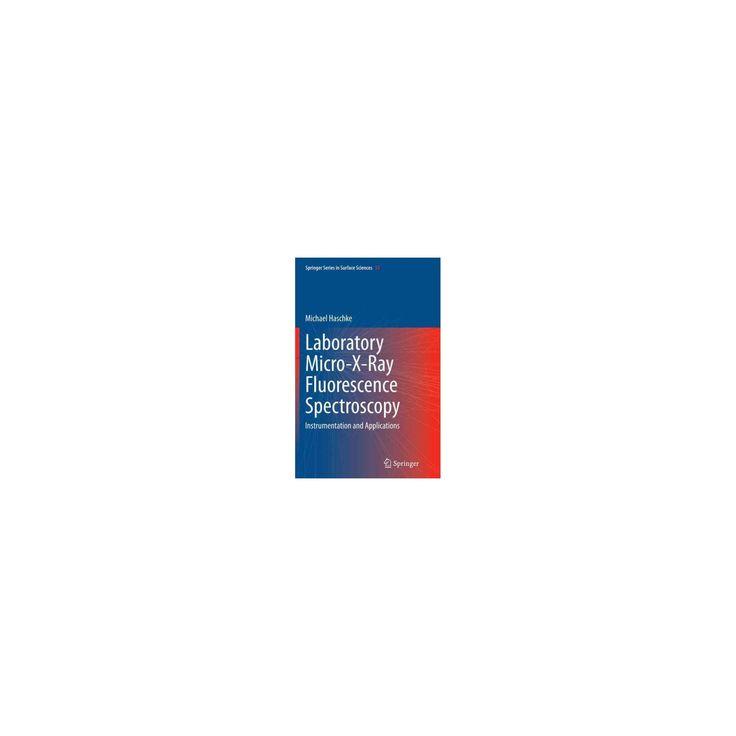 Laboratory Micro-x-ray Fluorescence Spectroscopy : Instrumentation and Applications (Reprint)