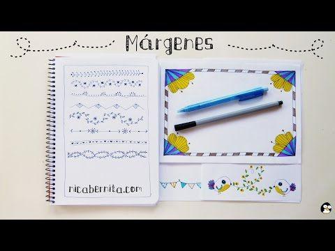 LETRAS para TÍTULOS de cuaderno * Cómo hacer TÍTULOS BONITOS para tus apuntes y portadas - YouTube