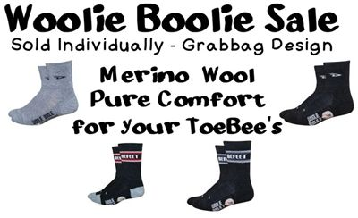 Woolie Boolie Sale! Best Wool Cycling Sock on the Market! http://bit.ly/WoolieBoolieSpecial