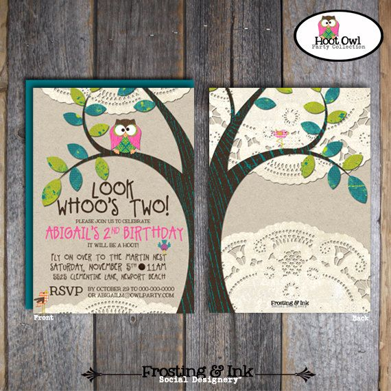 best ideas about owl birthday invitations on   owl, handmade owl birthday party invitations, owl 1st birthday party invitations, owl birthday invitations party city