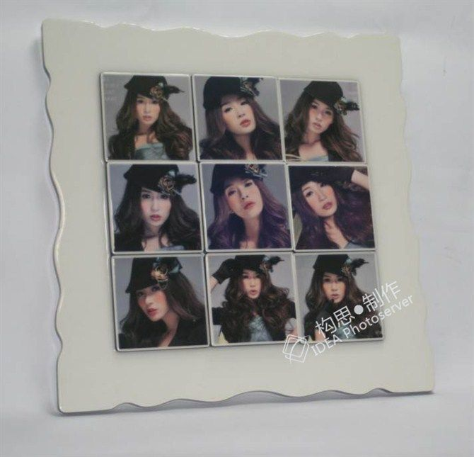 Korea Crystal Photo Frame 3