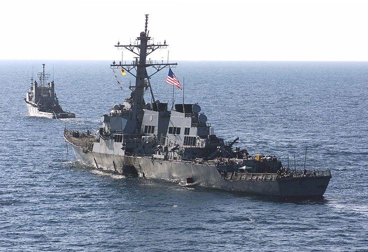 USS Cole bombing - Wikipedia