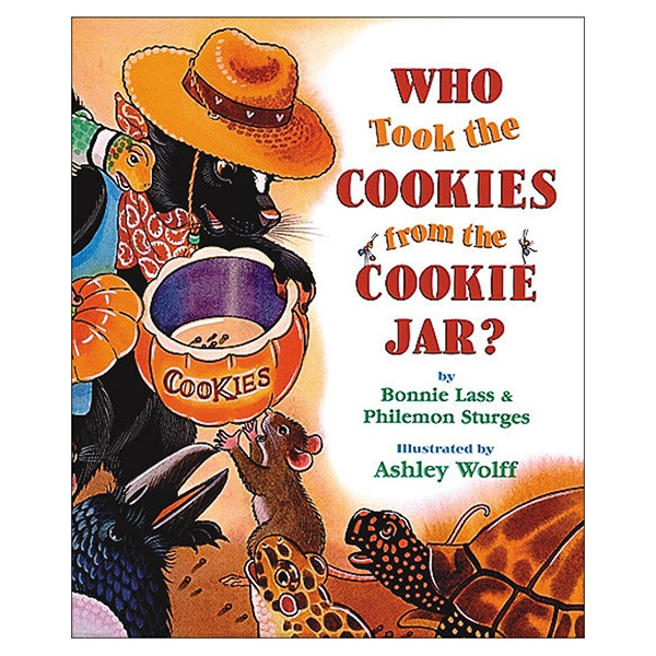Who Took The Cookie From The Cookie Jar Book 10 Best Who Took The Cookie From The Cookie Jar Images On Pinterest