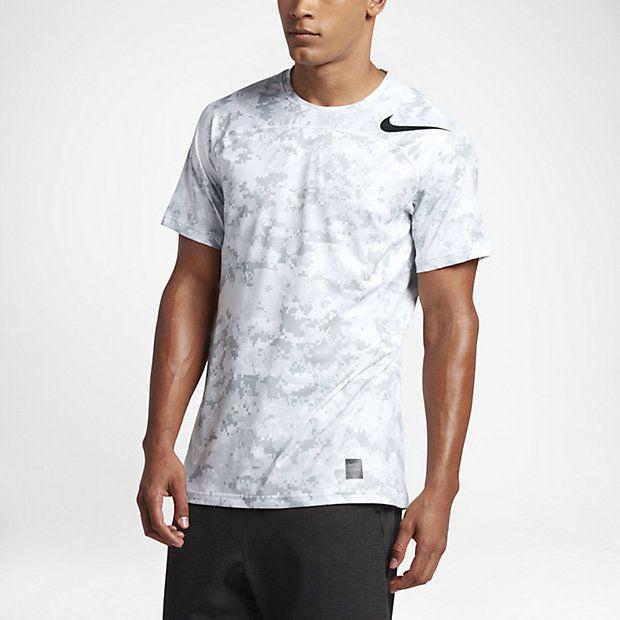 Haut de training à manches courtes Nike Pro HyperCool pour Homme