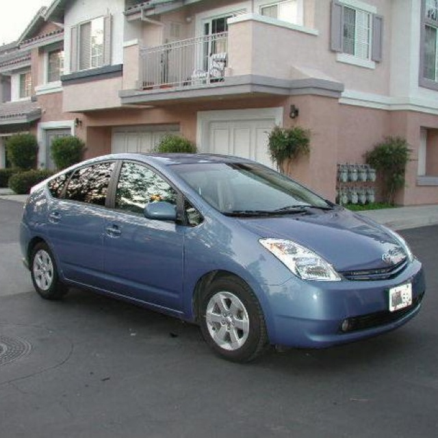 Light Blue Toyota Prius Wantt My Dream Car Pinterest And Fuel Economy
