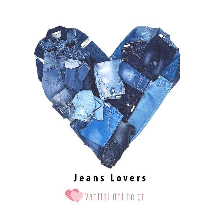 Jeans Lovers!!!👖👖👖 Παντελόνια, Φορέματα, Γιλέκα........ Όλα εδώ : http://bit.ly/2nmd4A3