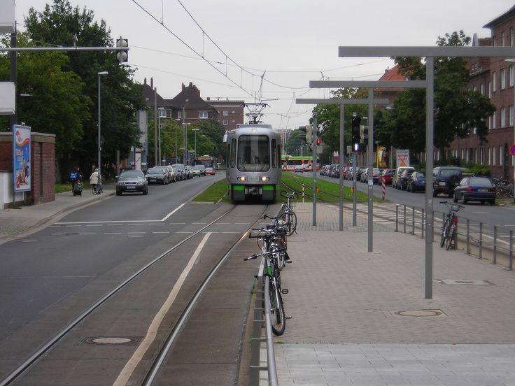 Stadtbahn Hannover - Märkisches Eisenbahnforum