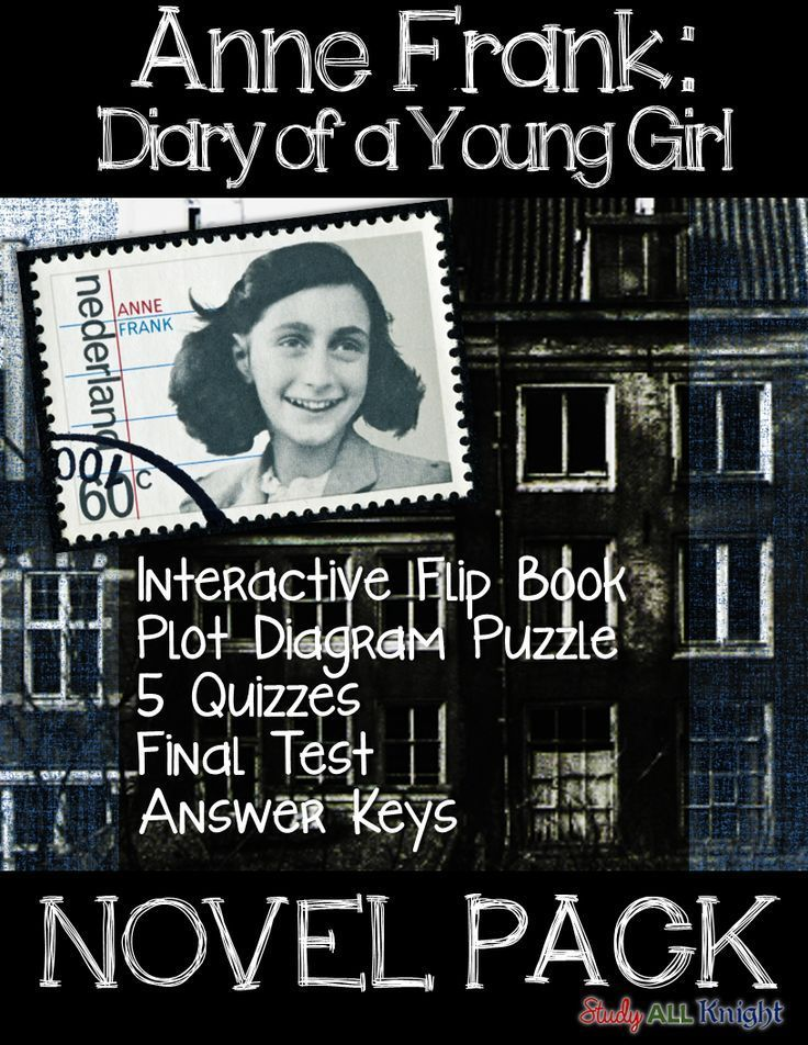 a comprehensive analysis of the diary of anne frank Anne frank - diary of a young girl: section one questions, comprehension and analysis unit anne frank - diary of a young girl: section one questions.
