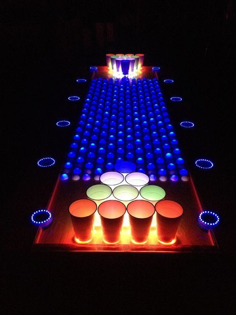Picture of Interactive LED Beer Pong Table http://www.instructables.com/id/Interactive-LED-Beer-Pong-Table/
